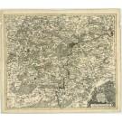 2305  Lotter, Tobias Conrad: Comitatus Namurcensis cum locis ... 1770