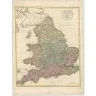 2345  Mannert / Schneider & Weigel: England nach Cary's Zeichnung ...1796