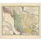 2351  Homann Erben: Mappa geographica Graecae Septentrionalis  1770