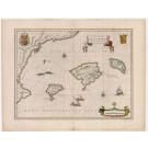 2370   Blaeu, Willem: Insulae Balearides et Pytiusae 1634