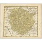 2372   Homann Erben: Regni Bohemiae Circulus Pilsnensis 1769