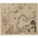2379   Keulen, Johannes van: Nieuwe Paskaart, vande Geheele, Oosterize en Noortze Schip-Vaart 1680