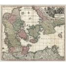 2380   Seutter, Matthias: Daniae Regnum 1730