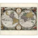 2398   Stoopendaal, Daniel: Orbis Terrarum Tabula Recens Emendata et in Lucem Edita 1714