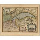 2420   Ortelius, Abraham: Lacus Lemani Vincinorumq. Locorum Nova et...... 1612