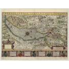 2421   Hondius, Jodocus / Mercator, GerardChorographica Tabula Lacus Lemanni 1609