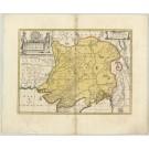 2430a   Schenk, Petrus und Valk, Gerard: Magni Mogolis Imperium 1700