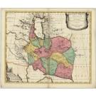 2430b   Schenk, Petrus: Imperii Percici Delineatio 1722