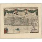 2435   Janssonius, Johannes: Situs Terrae Promissionis 1650