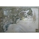 2474   Visscher, Nicolaus: Nova Tabula Geographica complectens Borealiorem Americae Partem. 1710