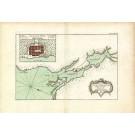 2495   Bellin, Jaques Nicolas: Plan de la Baye de Chibouctou nommee par les Anglois Halifax 1763