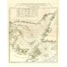 2496   Sayer, Robert & Bennet, John: A Chart of the Gulf of St.Laurence, Composed from a Great Number of Actual Surveys and Other Materials 1775