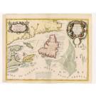 2513   Coronelli, Vincenzo Maria : Canada Oriental nell´America Settentrional 1695