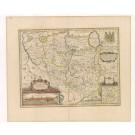 2515   Hondius, Henricus: Osnabrugensis Episcopatus 1633
