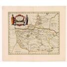 2516   Blaeu, Joan: Honan, Imperii Sinarum Provincia Quinta 1655