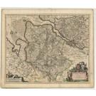2524   Visscher, Nicolaus: Ducatus Bremae et Ferdae, Maximaeque partis Ducatus Stormariae, .. 1680