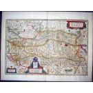 2527   Blaeu, Willem: Austria Archiducatus Auctore Wolfgango Lazio 1634
