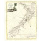 2568   Zatta, Antonio: La Nuova Zelanda trascorsa nel 1769 e 1770 dal Cook Comandante dell´ Endeaver. 1794