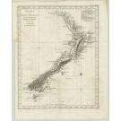 2588   Bayly, John Abraham: Kaart van Nieuw Zeeland in de Jaaren 1769 en 1770 bezogt door den Luitenant J.Cook. 1772