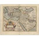 2589   Mercator, Gerard: Turcici Imperii Imago  1606