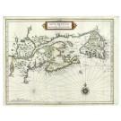 2593   de Laet, Joannes: Nova Francia et Regiones Adiacentes. 1630