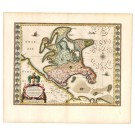 2599   Blaeu, Willem: Rugia insula ac Ducatus accuratissime descripta ab E. Lubino 1644