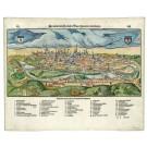 2600   Münster, Sebastian: Der alten und Herzlichen Statt Puttierts contrafaktur. 1556