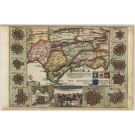 2604   la Feuille, Daniel de: Royaume d´Andalousie et de Grenade. 1706