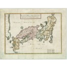 2623   Briet, Father Philippe: Royaume du Japon. 1650