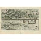 2652   Blaeu, Willem: Celeberrimi Fluvii Albis nova delineatio Auctore Christiano Mollero  dat.1628