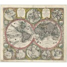 2657   Seutter, Matthias: Diversi Globi Terr-Aquei Statione Variante. 1744