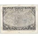 2659   Mercator, Gerard: Universalis Tabula juxta Ptolemaeum 1578