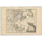 2679   Vaugondy, Robert de: Partie de l´Amerique Septent? qui comprend la Nouvelle France ou le Canada. 1755