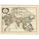 2685   Sanson, Nicolas / Mariette, P.: Asia Vetus 1667