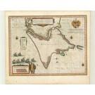 2689   Blaeu, Willem und JoanTabula Magellannica, qua Tierrae del fuego, cum celeberrimis fretis a F. Magellano  et l. Le Maire detectis 1635