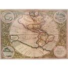 2691   Mercator, Gerard : America sive India Nova ad magnae Gerardi Mercatoris 1619