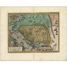 2705   Ortelius, Abraham: Chinae, olim Sinarum regionis, nova descriptio. 1584