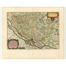 2720   Blaeu, Joan / Mejer, Johannes: Stormaria Ducatus. 1662