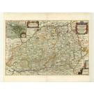 2722   Blaeu, Joan / Mejer, Johannes: Rendsburgum, Chilonium et Bordesholma, sive Holsatia Propria. 1662
