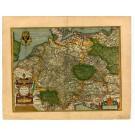 2728   Ortelius, Abraham: Germaniae Typus  1603