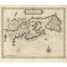 2729   Laet, Joannes de : Nova Francia et Regiones Adiacentes  1630