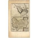 2756   Blaeu, Joan / Mejer, Johannes: Helgelandia A.° 1649. Helgeladt in annis Christi 800, 1300 & 1649   1672