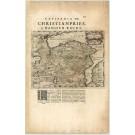 2790   Mejer, Johannes: Capitania de Christianpries, y Danisch Woldt.- Sylva Danica vulgo Daenischen Walde  1662