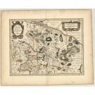 2796   Blaeu, Joan: Ducatus Luneburgensis Adiacentiumq regionum delineatio  1662