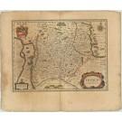 2817   Blaeu, Willem : Erpach Comitatus  1640