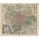 2823   Seutter, Matthias: Ducatus Brunsuicensis juxta tres suos Principatus Calenbergic. nimir. Et Grubenhagens  1740