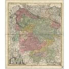 2824   Seutter, Matthias: Electoratus Hanoverani cum ditionibus et praefecturis suis nova accurata delincurata. 1725