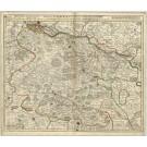 2835   Visscher, Nicolaus: Ducatus Luneburgici et Comitatus Dannebergensis. 1740