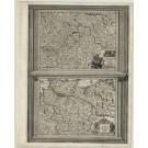 2840   Aa, Pieter van der: Cercle de la Haute Saxe...  1713