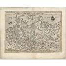 2877   Jode, Gerard de: Saxonum Regionis Quatenus Eius Gentis Imperium Nomenque olim patebat, recens germanaq delineatio, Christiano Schrotenio authore. Gerardus de Jode excudebat. - Ioannes à Deutecu. f.  1578